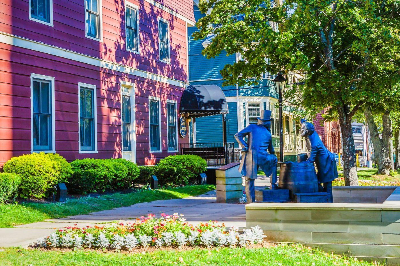 加拿大夏洛特镇(Charlottetown),城市游记_图1-39