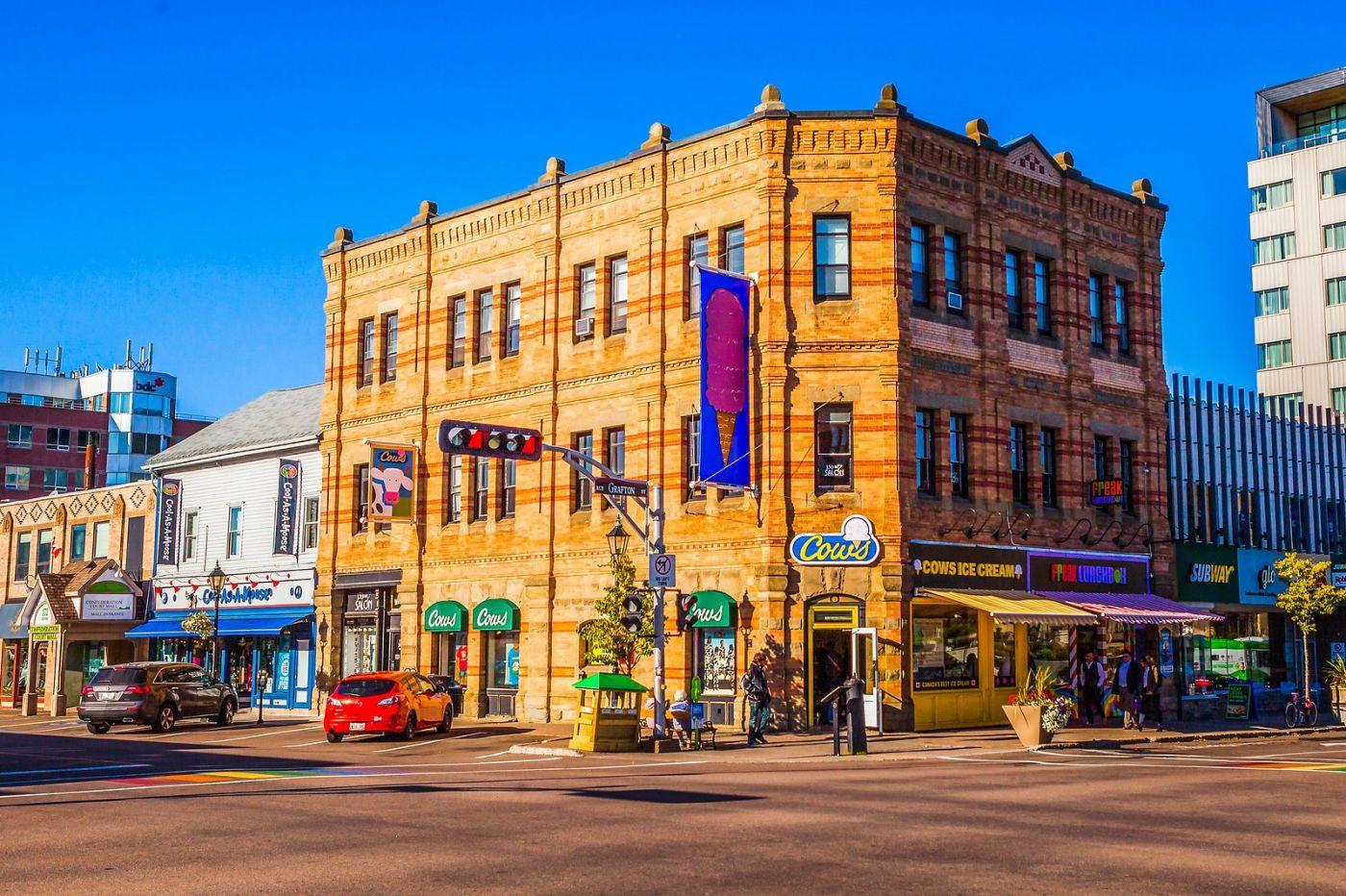加拿大夏洛特镇(Charlottetown),城市游记_图1-2