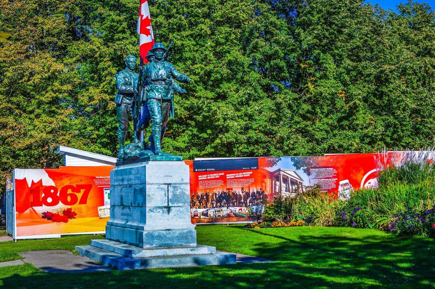 加拿大夏洛特镇(Charlottetown),城市游记_图1-19