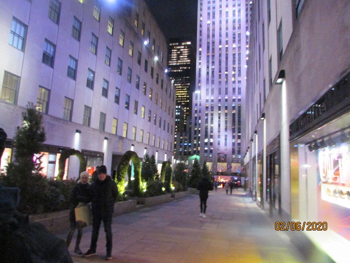 纽约市2月5日的创普弹劾案集会游行_图1-5