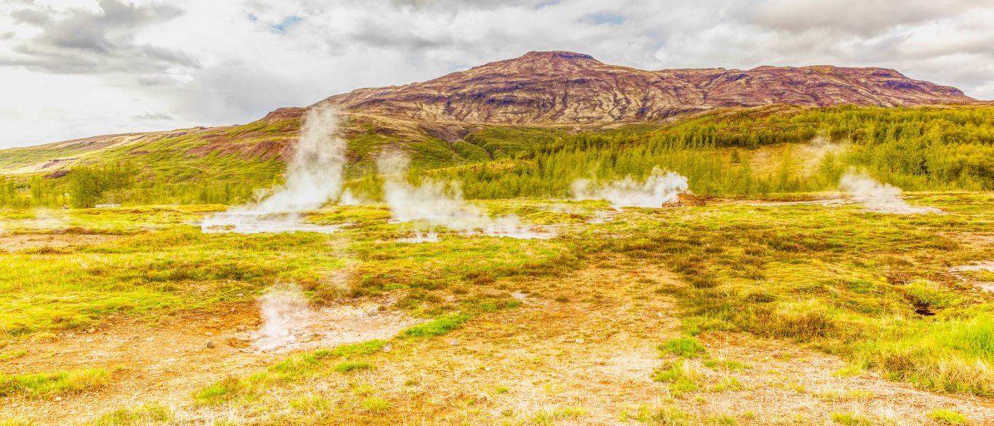 冰岛盖西尔(Geysir),围观热喷泉_图1-37