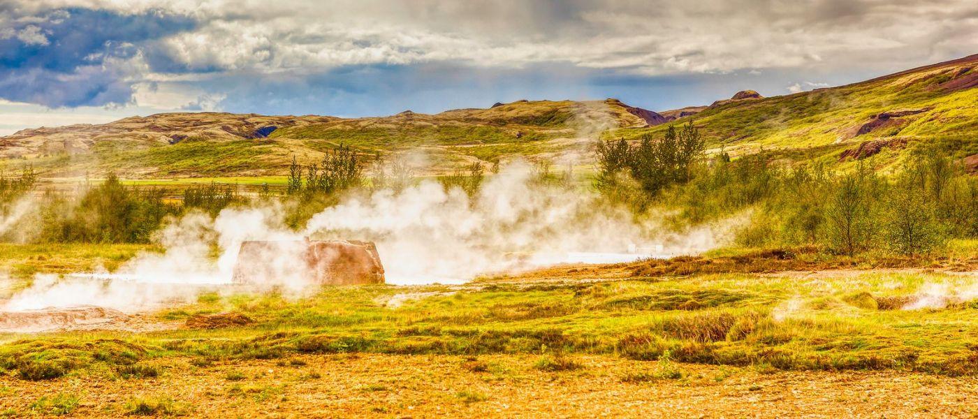 冰岛盖西尔(Geysir),围观热喷泉_图1-39