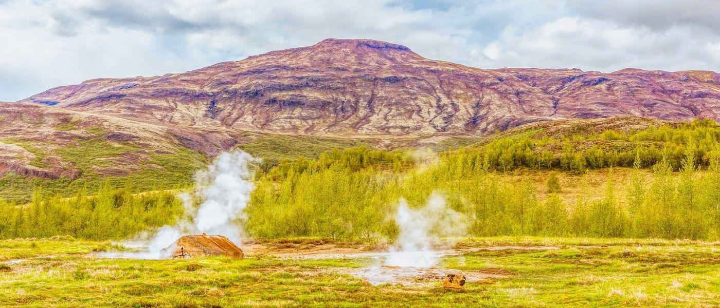 冰岛盖西尔(Geysir),围观热喷泉_图1-36