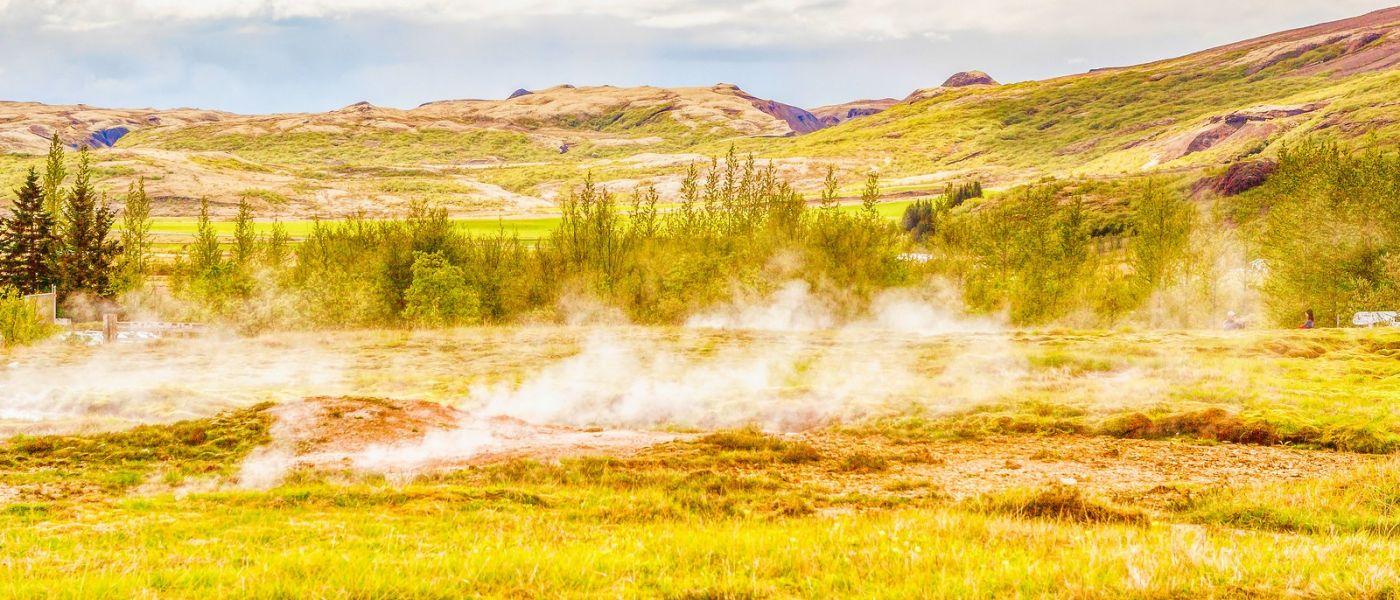 冰岛盖西尔(Geysir),围观热喷泉_图1-35