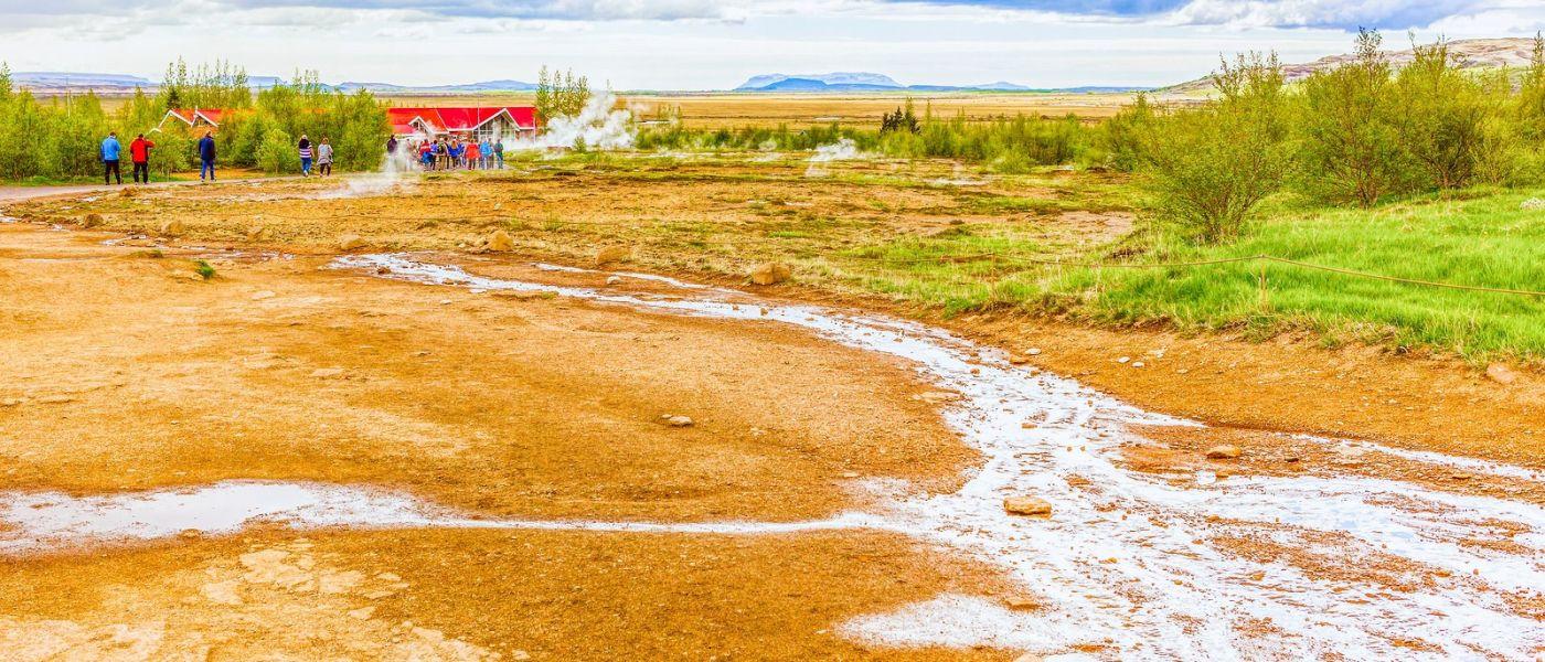 冰岛盖西尔(Geysir),围观热喷泉_图1-30