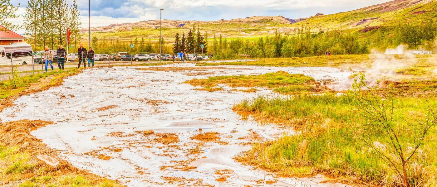 冰岛盖西尔(Geysir),围观热喷泉_图1-34