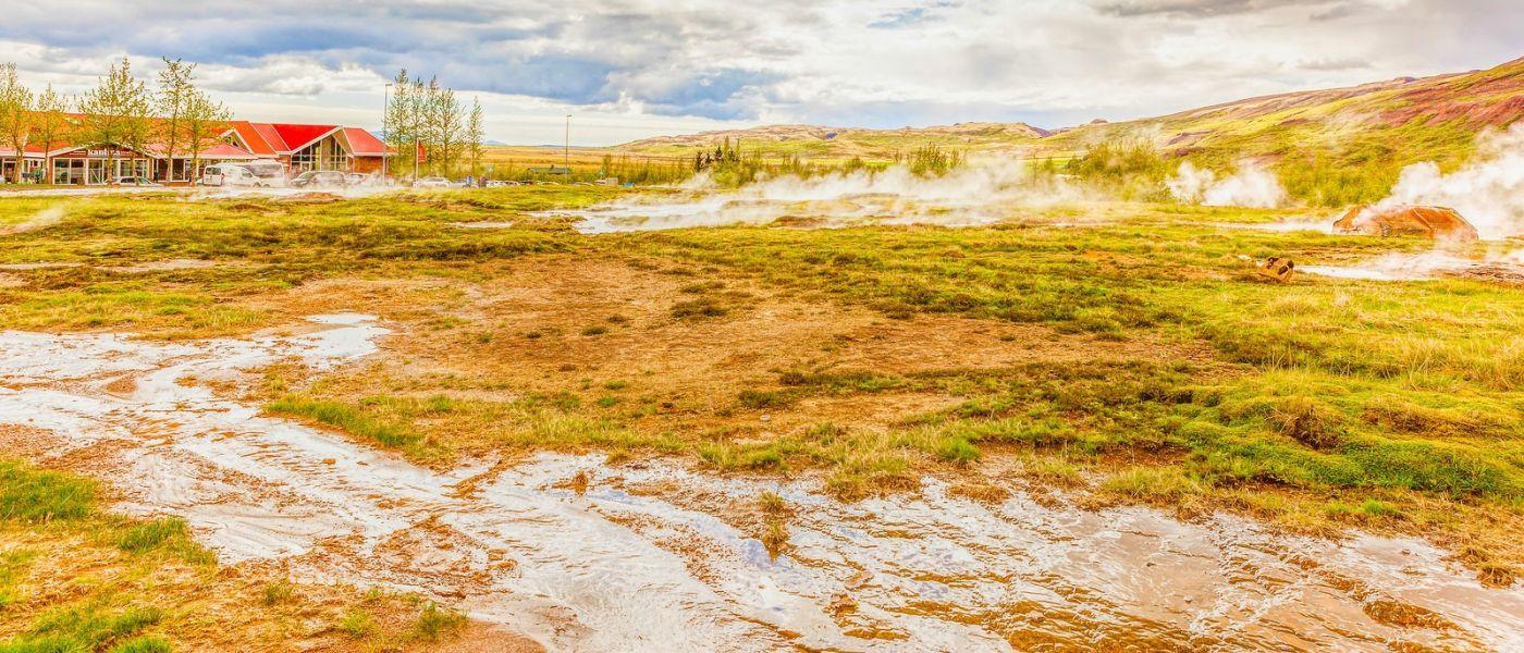 冰岛盖西尔(Geysir),围观热喷泉_图1-31
