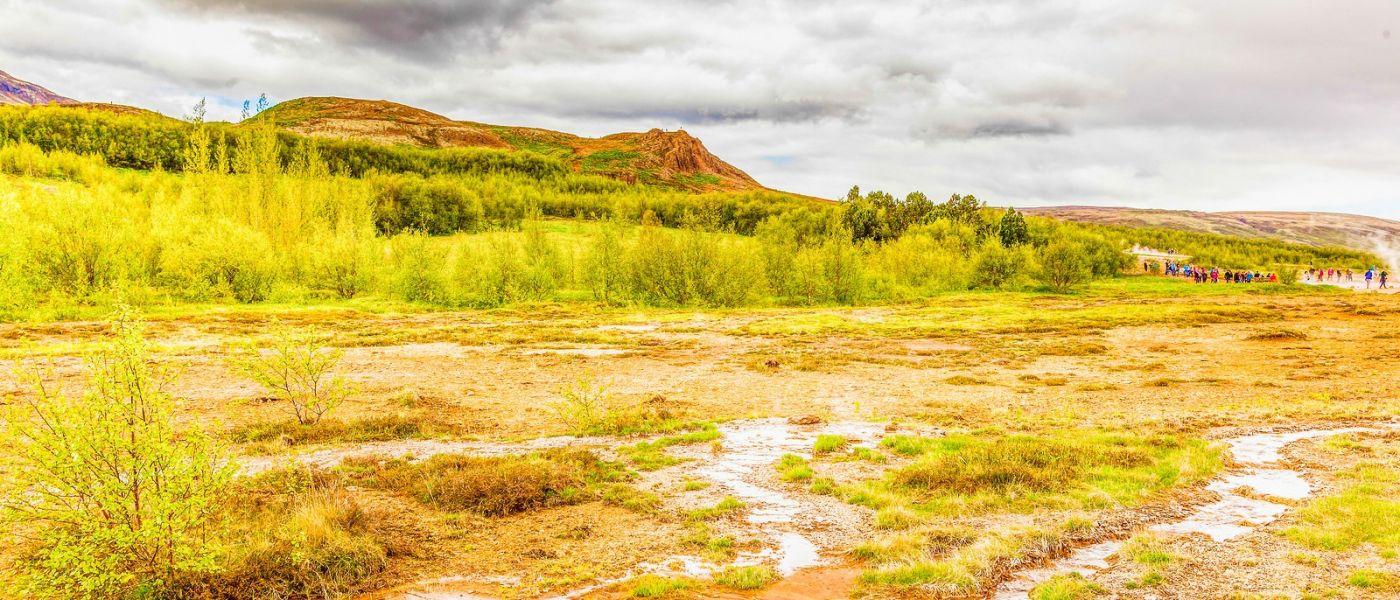 冰岛盖西尔(Geysir),围观热喷泉_图1-28