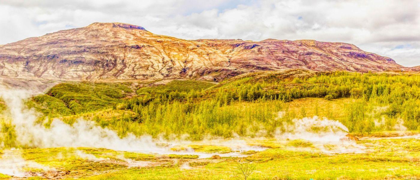 冰岛盖西尔(Geysir),围观热喷泉_图1-27