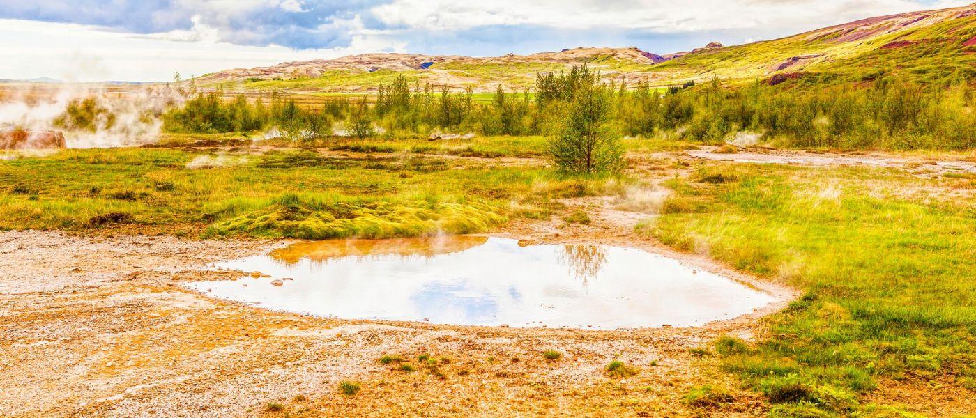 冰岛盖西尔(Geysir),围观热喷泉_图1-26
