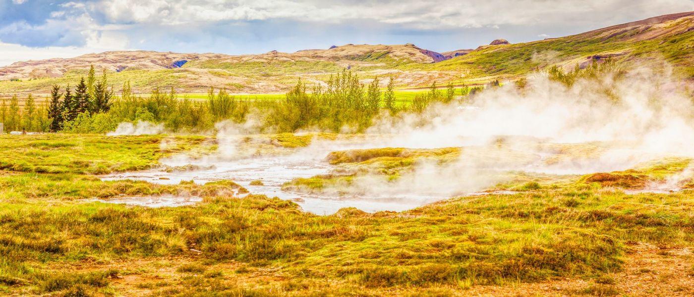 冰岛盖西尔(Geysir),围观热喷泉_图1-21