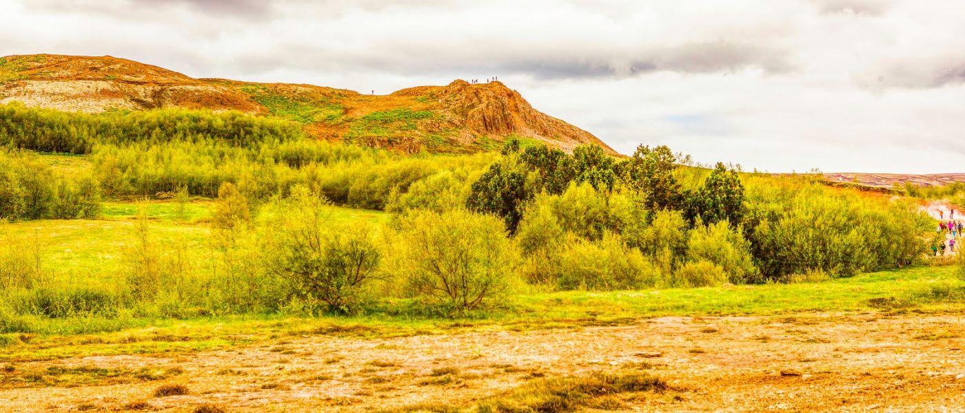 冰岛盖西尔(Geysir),围观热喷泉_图1-22