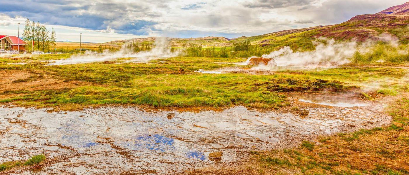 冰岛盖西尔(Geysir),围观热喷泉_图1-23