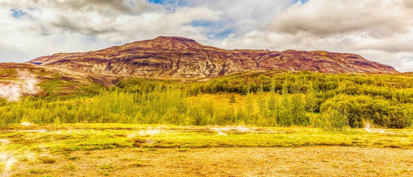 冰岛盖西尔(Geysir),围观热喷泉_图1-20