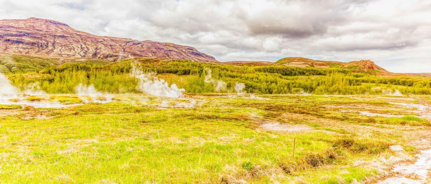 冰岛盖西尔(Geysir),围观热喷泉_图1-18
