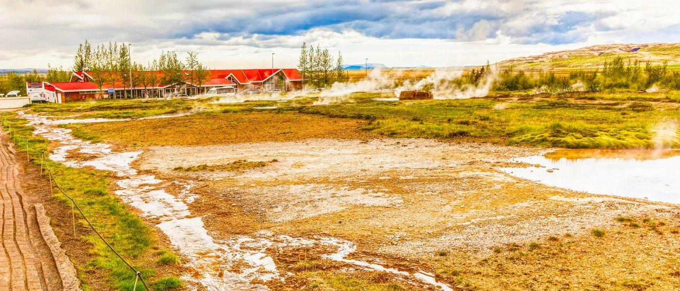 冰岛盖西尔(Geysir),围观热喷泉_图1-17