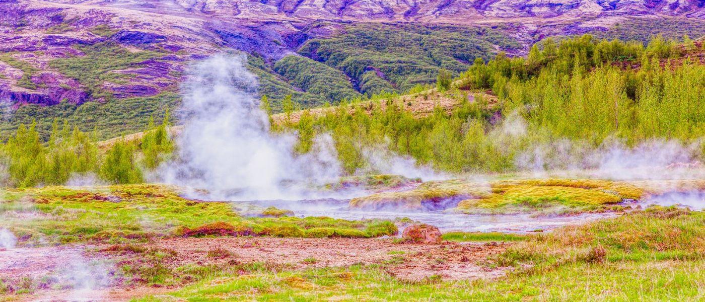 冰岛盖西尔(Geysir),围观热喷泉_图1-13