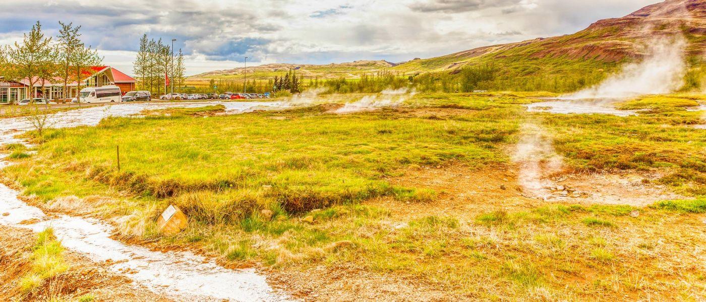冰岛盖西尔(Geysir),围观热喷泉_图1-2