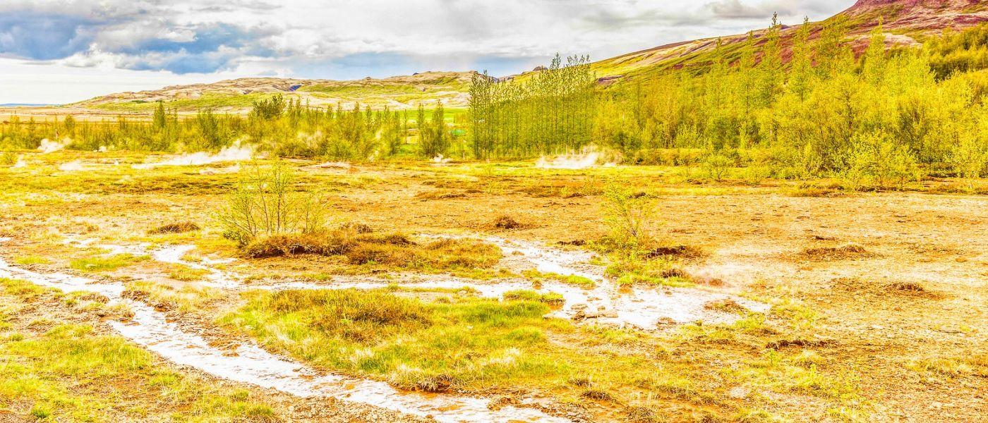 冰岛盖西尔(Geysir),围观热喷泉_图1-3