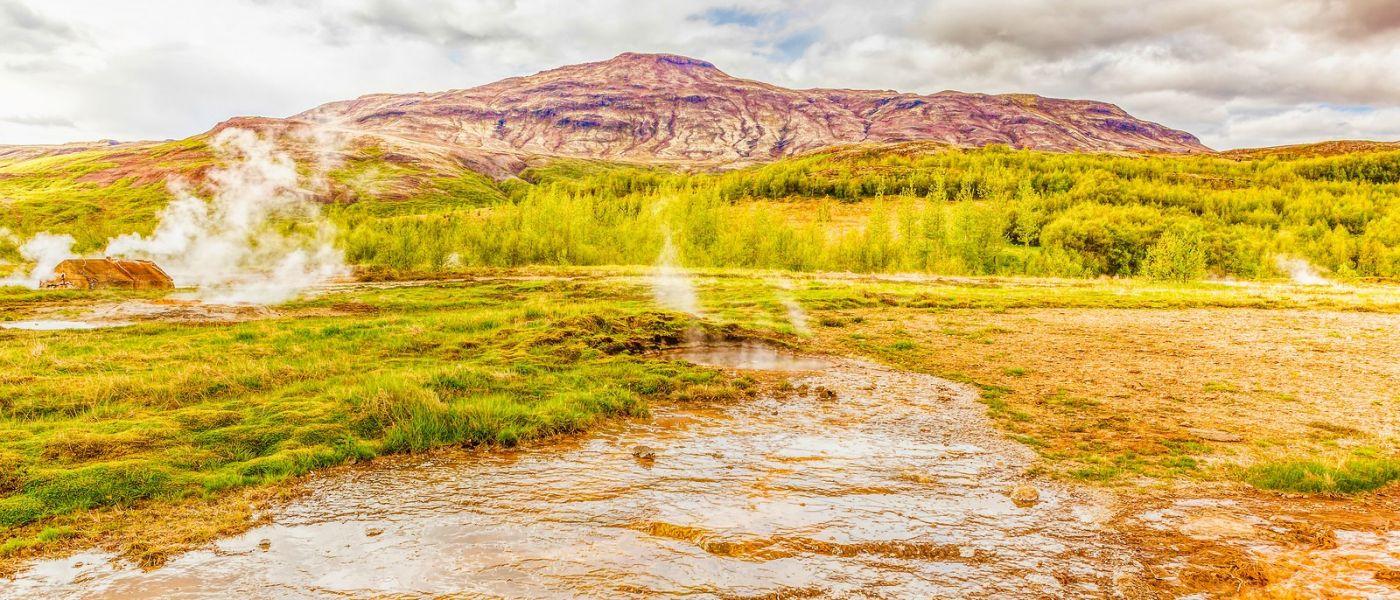 冰岛盖西尔(Geysir),围观热喷泉_图1-6