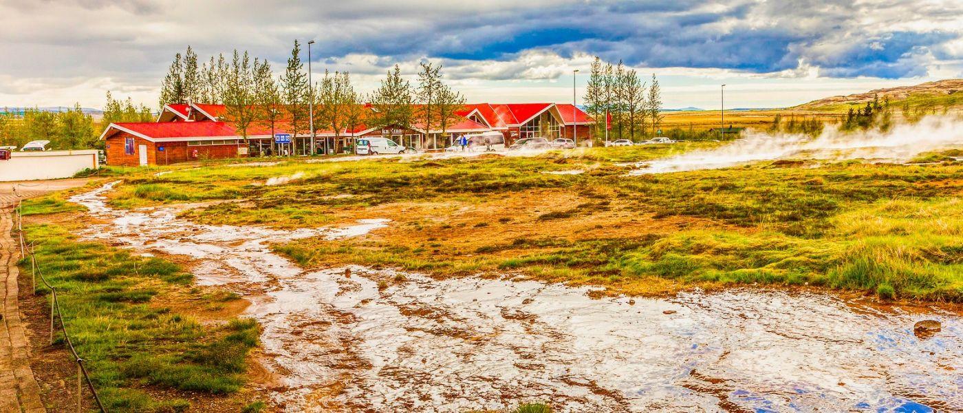 冰岛盖西尔(Geysir),围观热喷泉_图1-8
