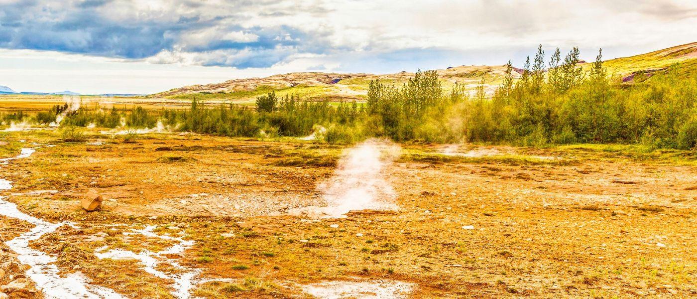 冰岛盖西尔(Geysir),围观热喷泉_图1-5