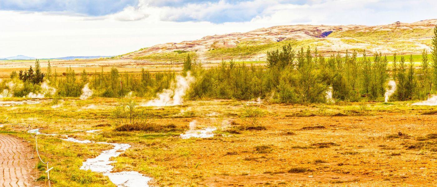 冰岛盖西尔(Geysir),围观热喷泉_图1-10