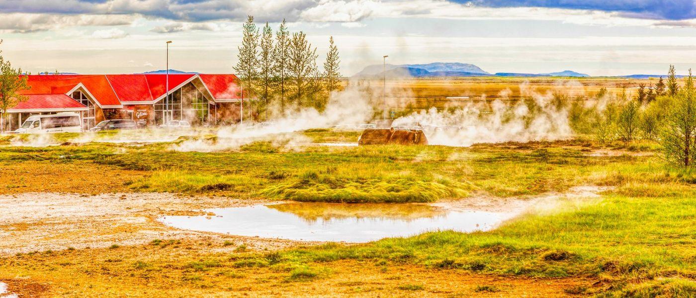 冰岛盖西尔(Geysir),围观热喷泉_图1-9