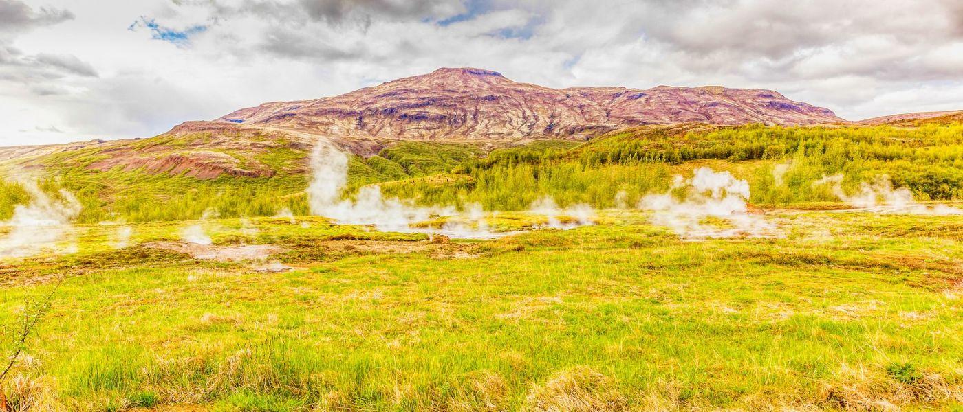 冰岛盖西尔(Geysir),围观热喷泉_图1-11