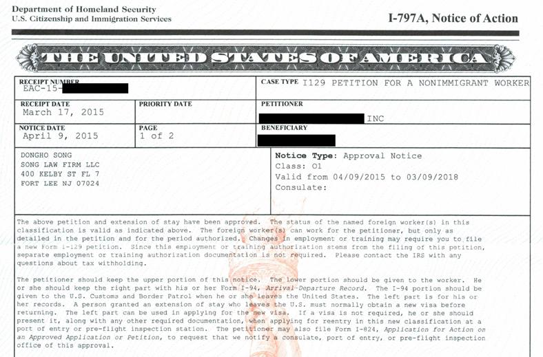 成功案例丨制图设计师三个星期内O-1签证获批_图1-1