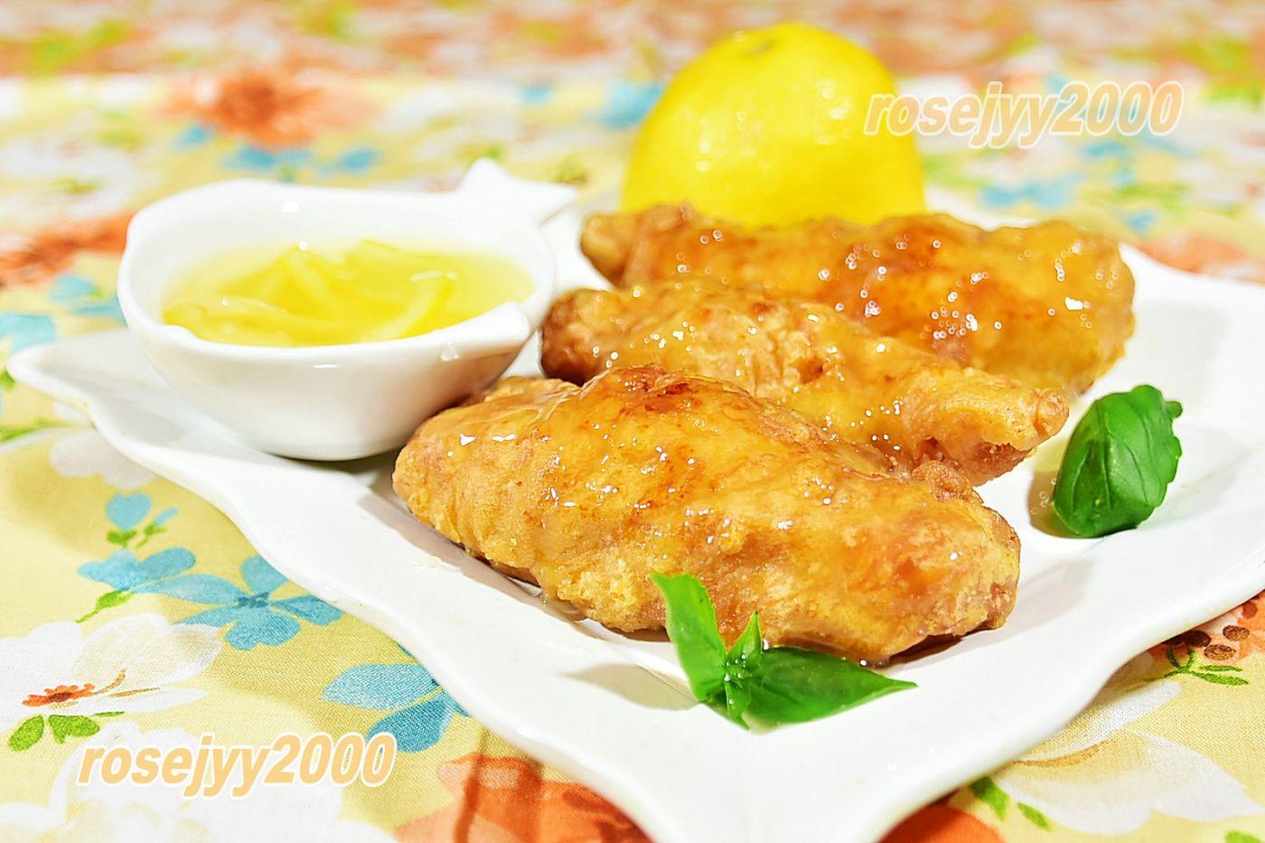 柠檬汁鸡条_图1-1