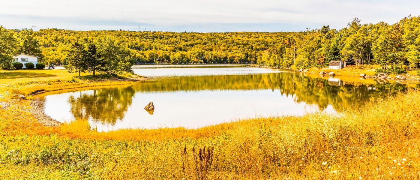 加拿大路途,看景作梦_图1-26