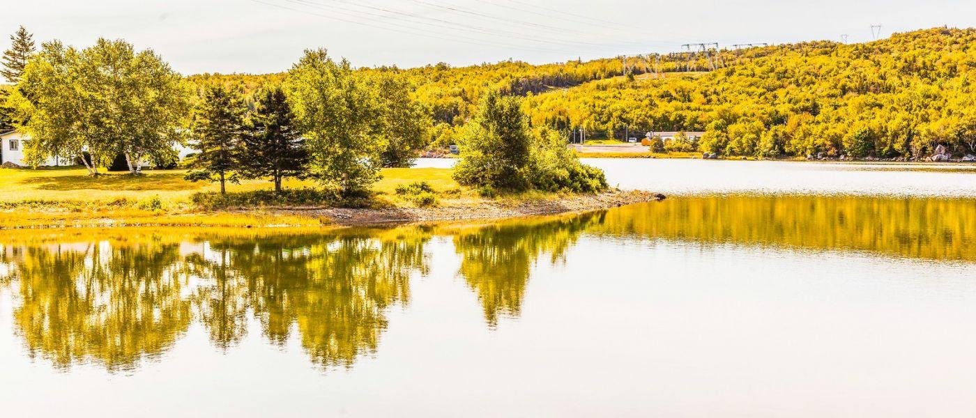 加拿大路途,看景作梦_图1-17