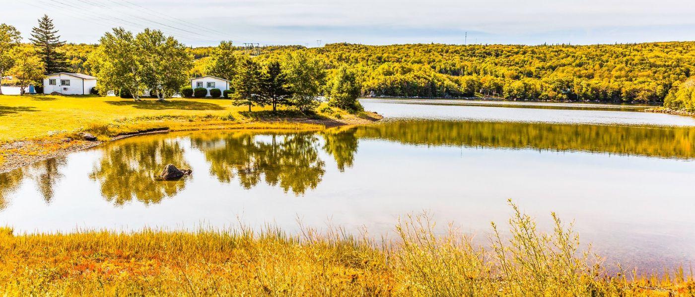 加拿大路途,看景作梦_图1-10
