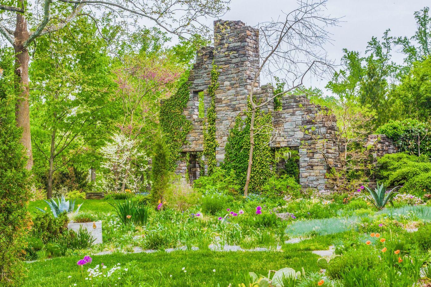 Chanticleer花园,一步一景_图1-36