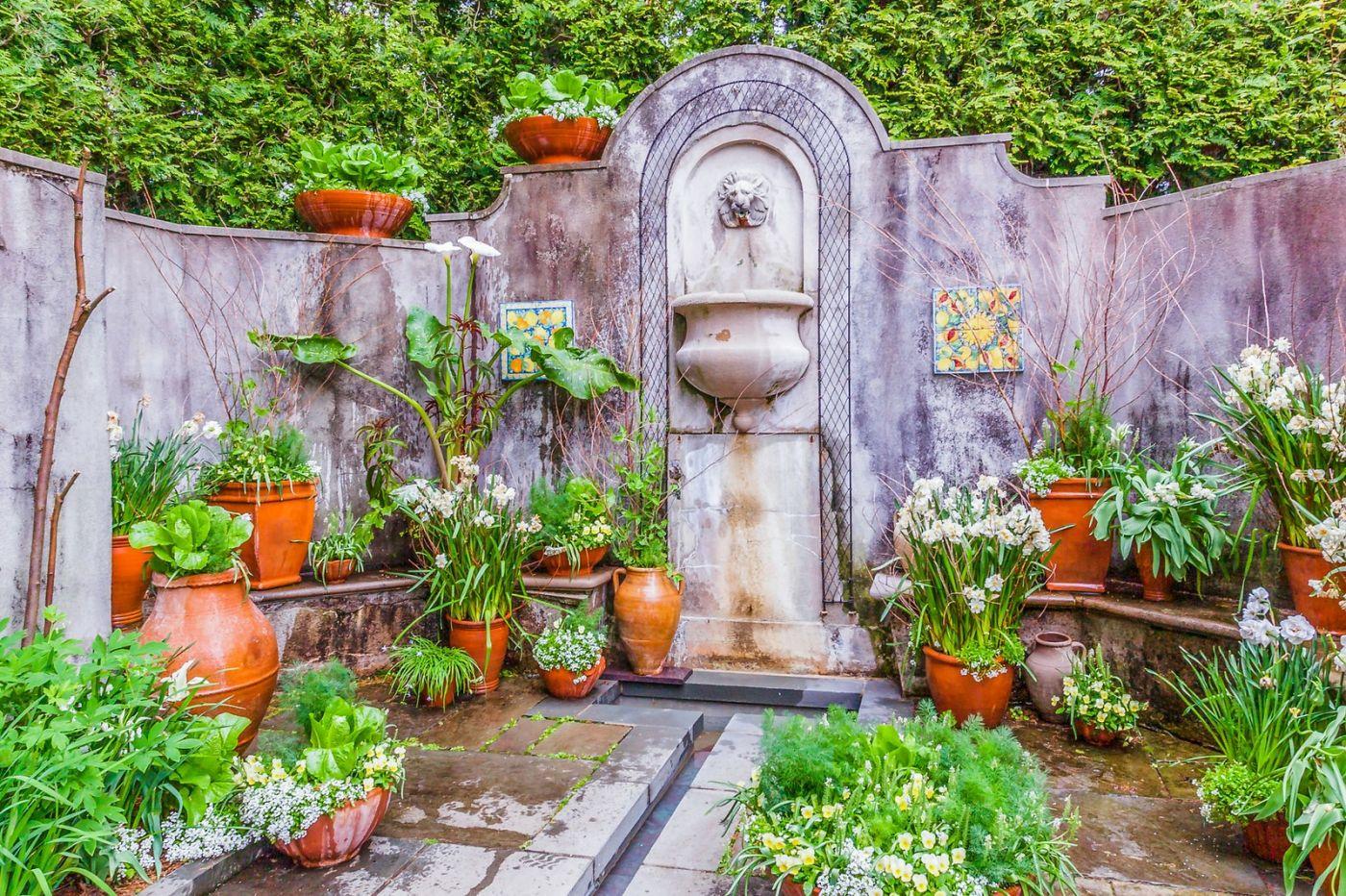 Chanticleer花园,一步一景_图1-4