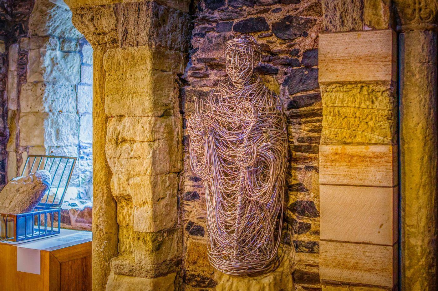 苏格兰圣奥兰教堂(St Oran's Chapel),小教堂大视野_图1-23