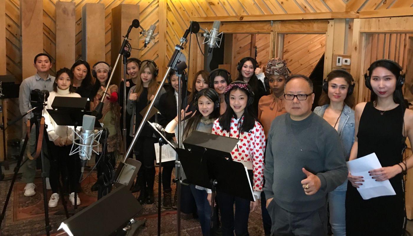 高娓娓:《英雄中国》让亿万人感动到哭泣的抗疫战歌,中美歌手倾情献唱 ... ... ... ... ..._图1-13