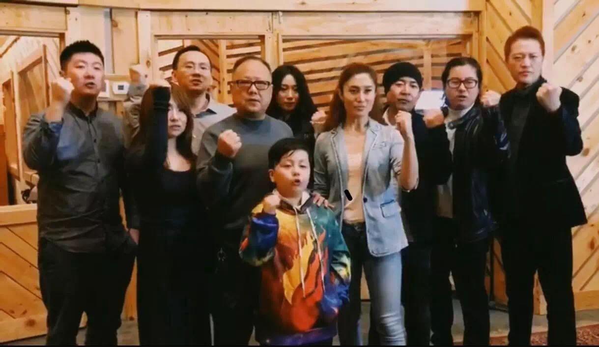 高娓娓:《英雄中国》让亿万人感动到哭泣的抗疫战歌,中美歌手倾情献唱 ... ... ... ... ..._图1-11