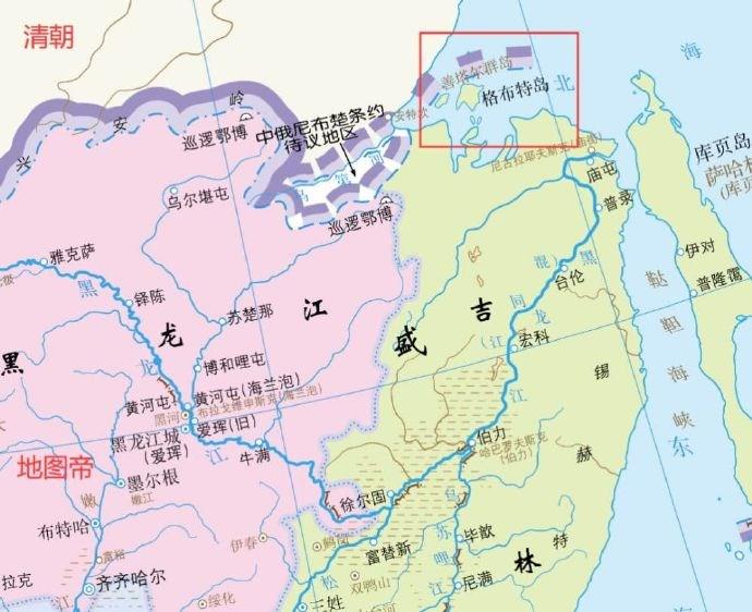 我国最大群岛是浙江舟山群岛,曾有个更大的尚塔尔群岛,今属俄罗斯 ..._图1-3
