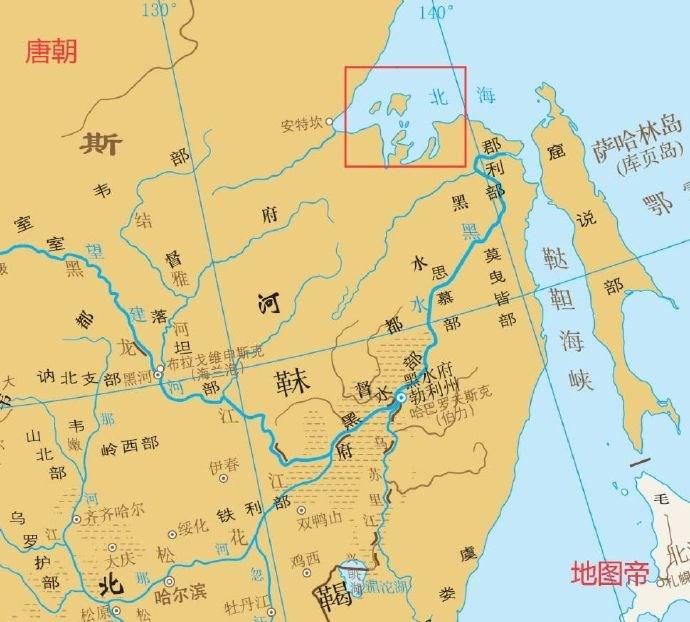 我国最大群岛是浙江舟山群岛,曾有个更大的尚塔尔群岛,今属俄罗斯 ..._图1-4