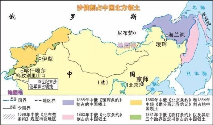 我国最大群岛是浙江舟山群岛,曾有个更大的尚塔尔群岛,今属俄罗斯 ..._图1-5