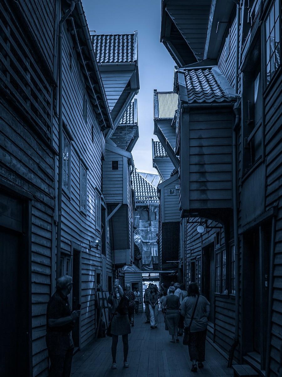 挪威卑尔根市(Bergen),细看建筑_图1-40