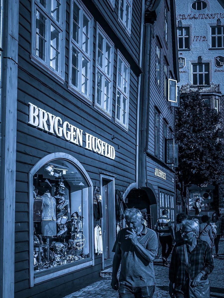 挪威卑尔根市(Bergen),细看建筑_图1-39
