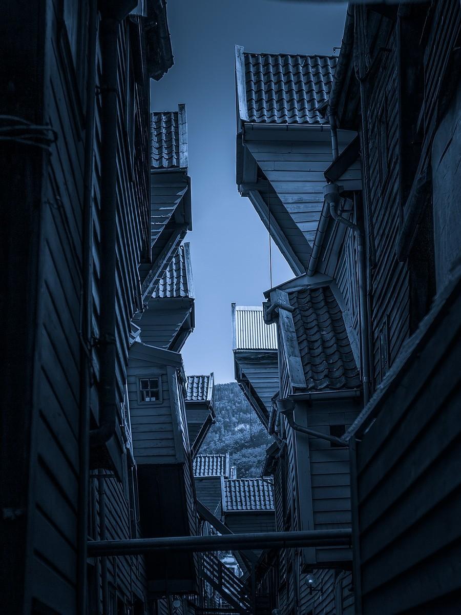 挪威卑尔根市(Bergen),细看建筑_图1-33