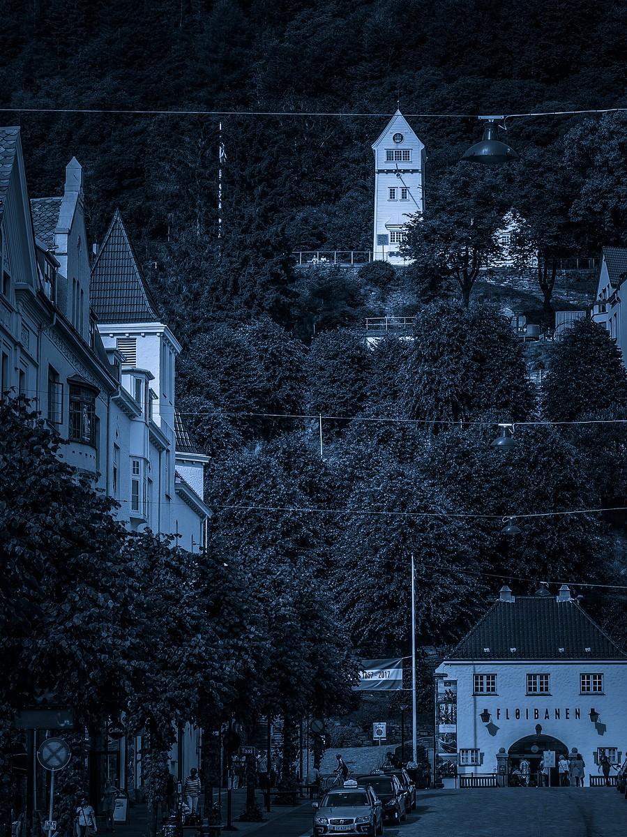 挪威卑尔根市(Bergen),细看建筑_图1-22