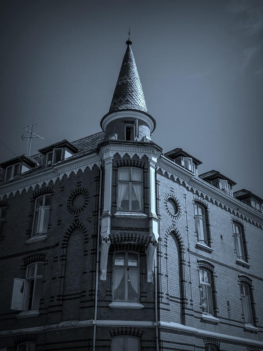 挪威卑尔根市(Bergen),细看建筑_图1-25
