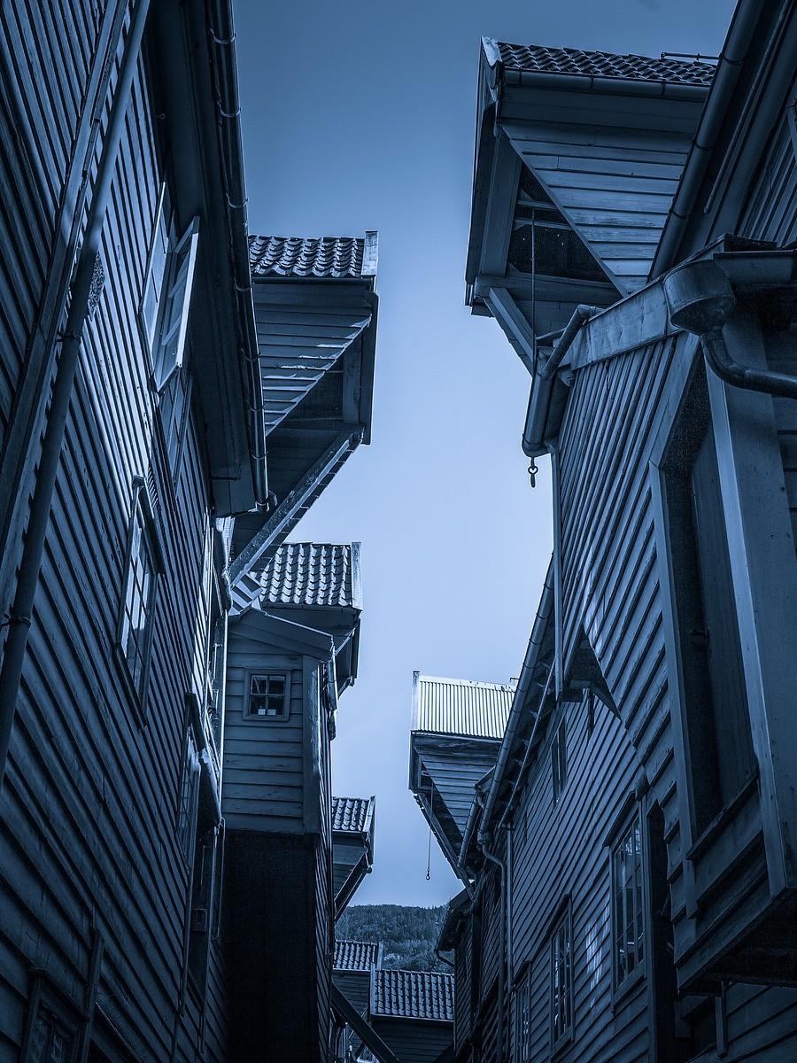 挪威卑尔根市(Bergen),细看建筑_图1-18