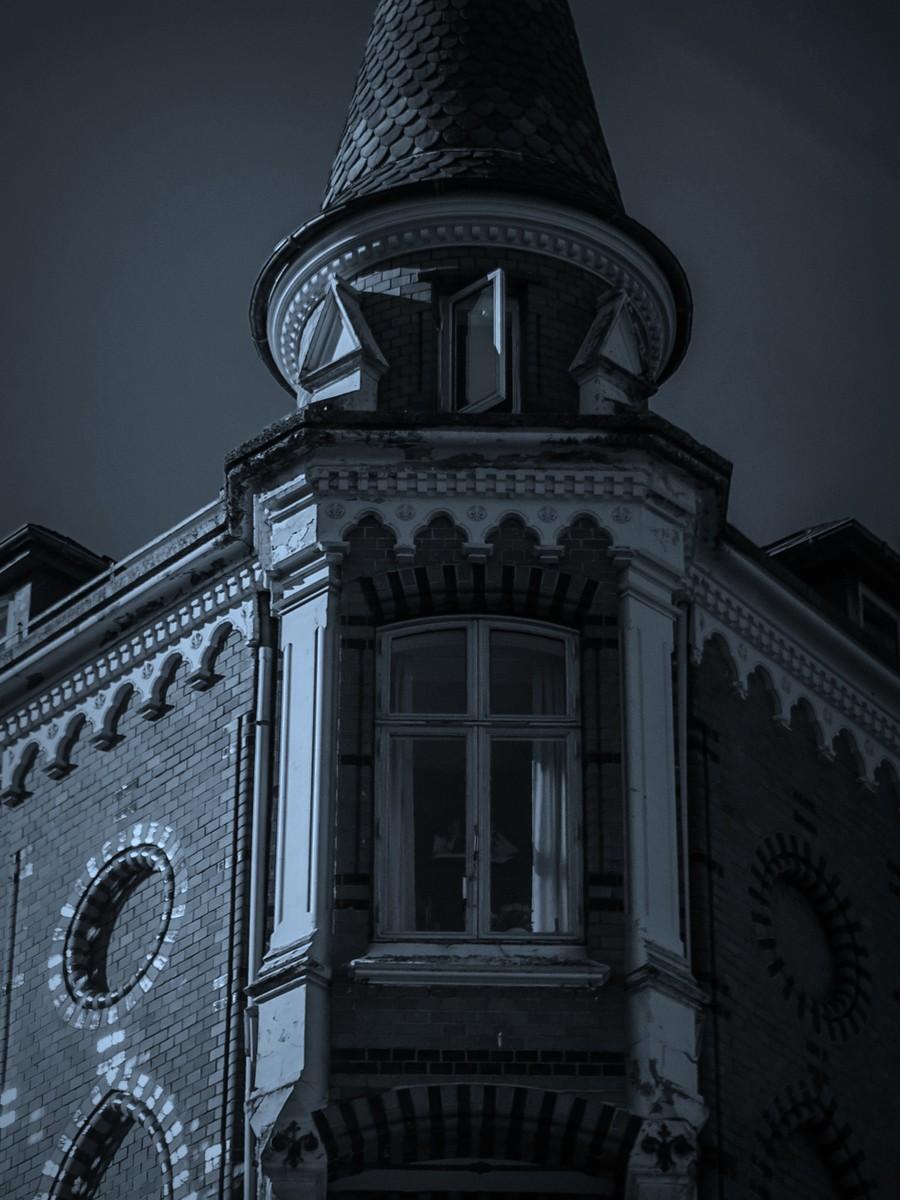 挪威卑尔根市(Bergen),细看建筑_图1-4