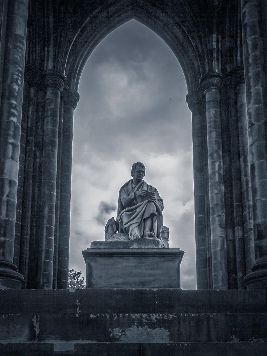 甦格蘭愛丁堡,有底蘊的老城_圖1-1